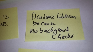 ACRL-OR   6-word stories from Menucha
