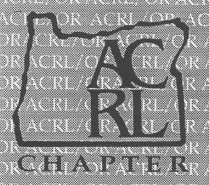 ACRL-Oregon logo 1990s