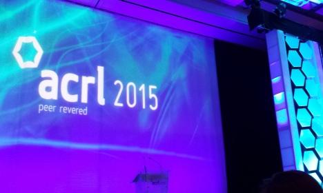 ACRL 2015 screen