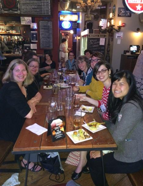 ACRL-Oregon | 2015 ACRL-Or Reception at OLA