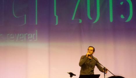 ACRL Middle Keynote speaker  Jad Abumrad