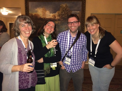 ACRL Leaders' Reception at ACRL 2015