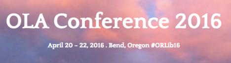 OLA Conference 2016 header