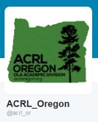 ACRL_Oregon Twitter