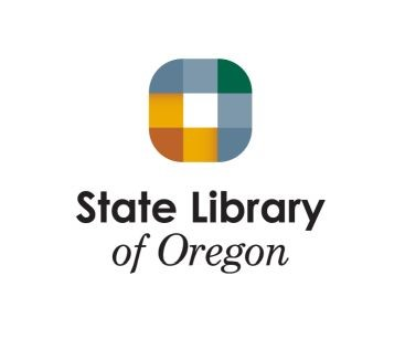 Logo for the State Library of Oregon