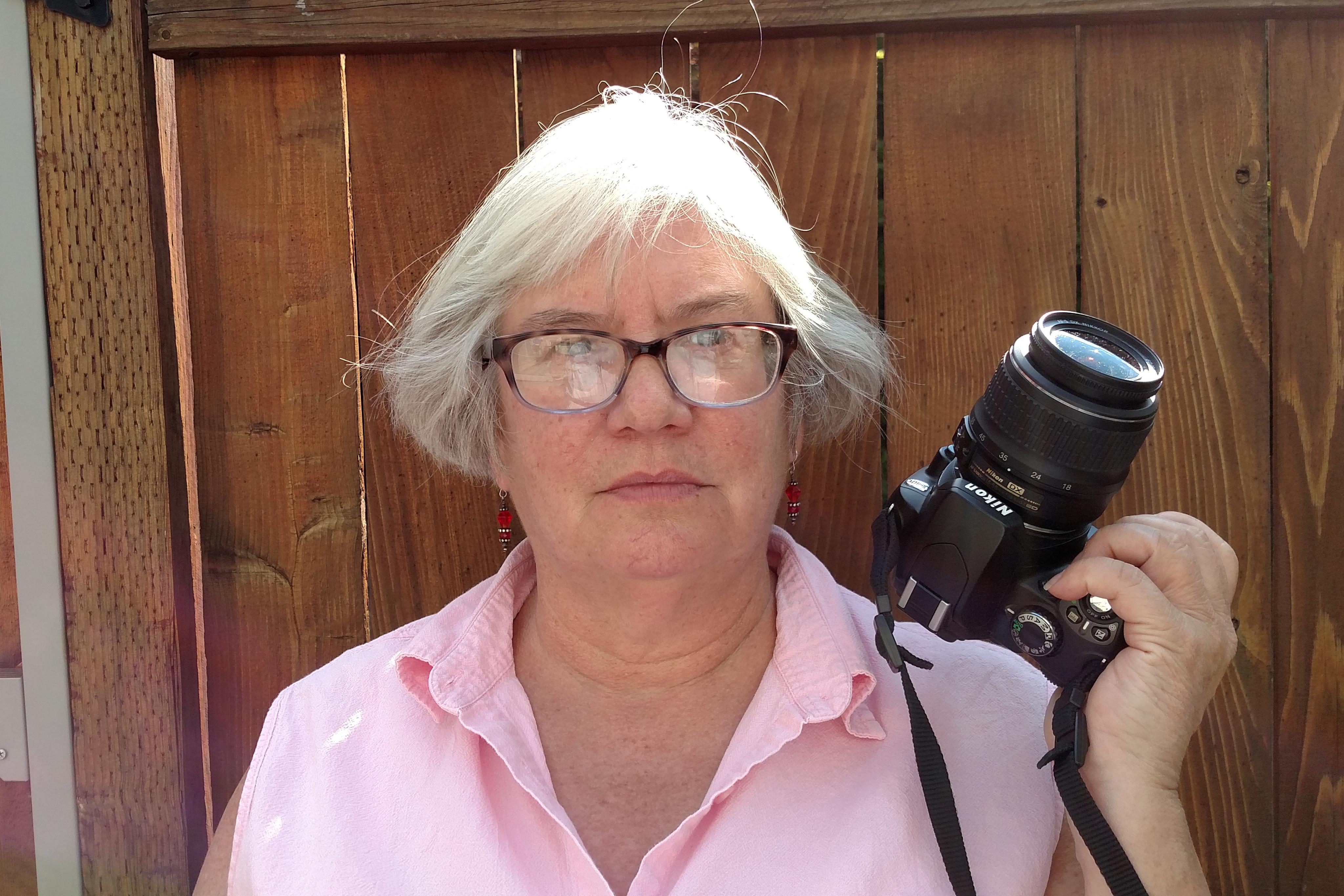 Photograph of Maureen Battistella