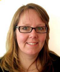 Photograph of Kim Olson-Charles