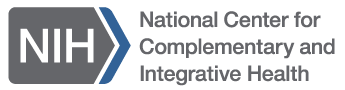 NIH National Center for Complementary and Integrative Health logo