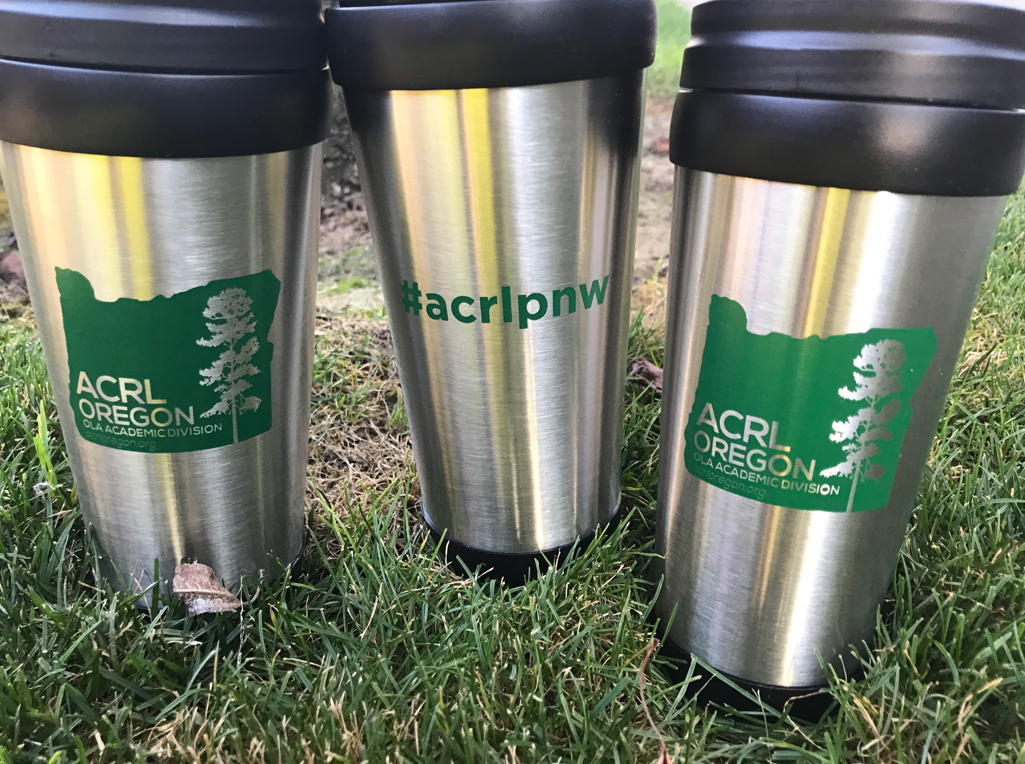 Photo of ACRL OR 2018 Conference Mugs