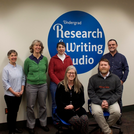 Undergrad Research and Writing Studio Awardees